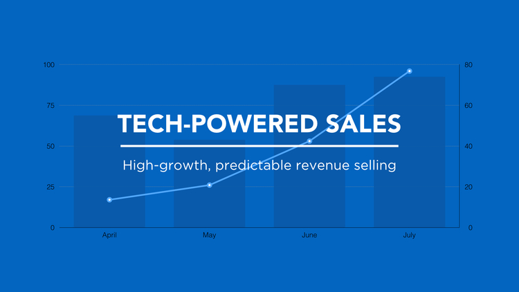 Tech-Powered Sales