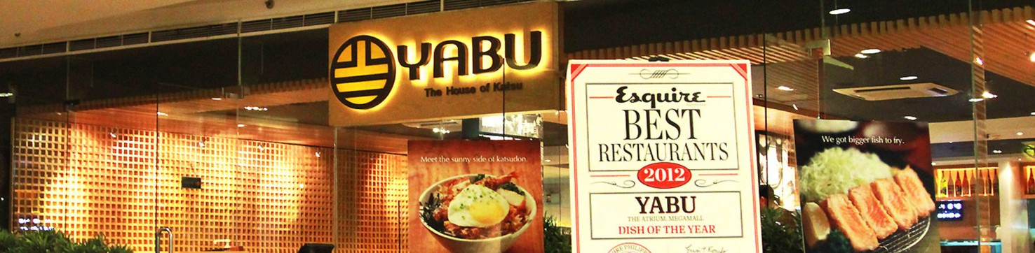 Yabu: Innovating to New Heights