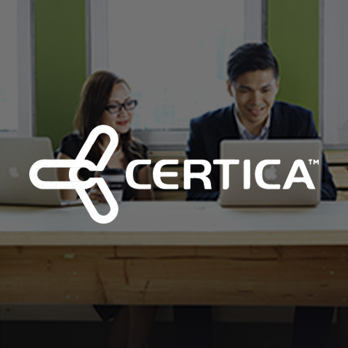 Helping Certica Serve the World