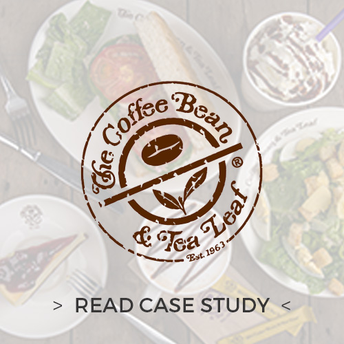 The Coffee Bean & Tea Leaf Moves to the Cloud
