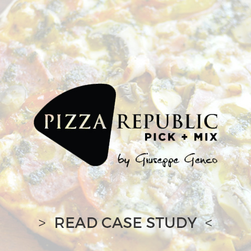 Choosing Delicious with Pizza Republic